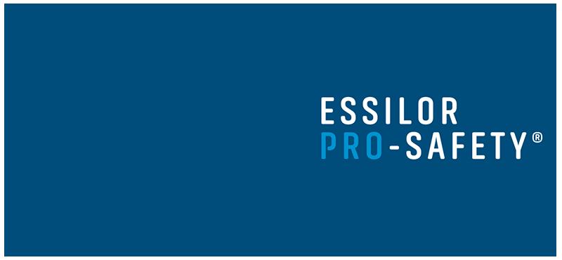 VOIR PLUS PROTÉGER PLUS / ESSILOR PRO-SAFETY